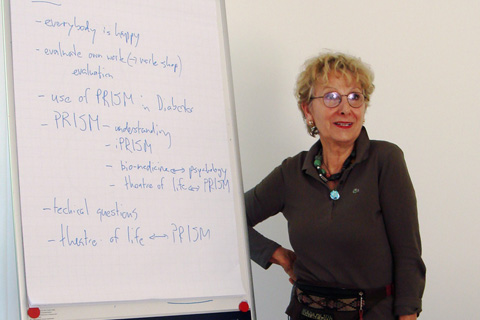 PRISM training sessions in Zürich, Switzerland (1)